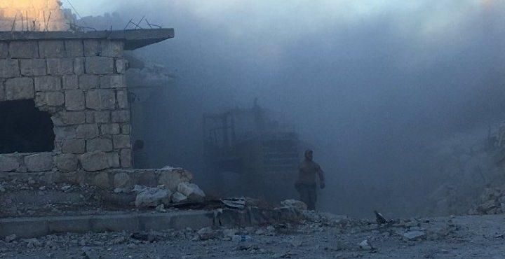 Алеппо, боевики, химическое оружие и США: где связь?