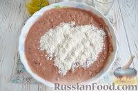 Фото приготовления рецепта: Экономные котлеты из печени и риса - шаг №4