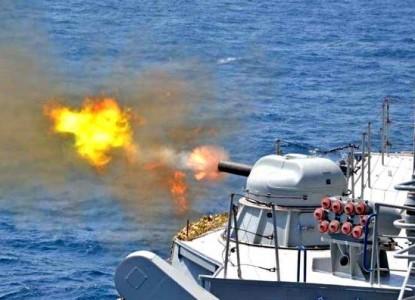 Новая провокация ВМС Украины…
