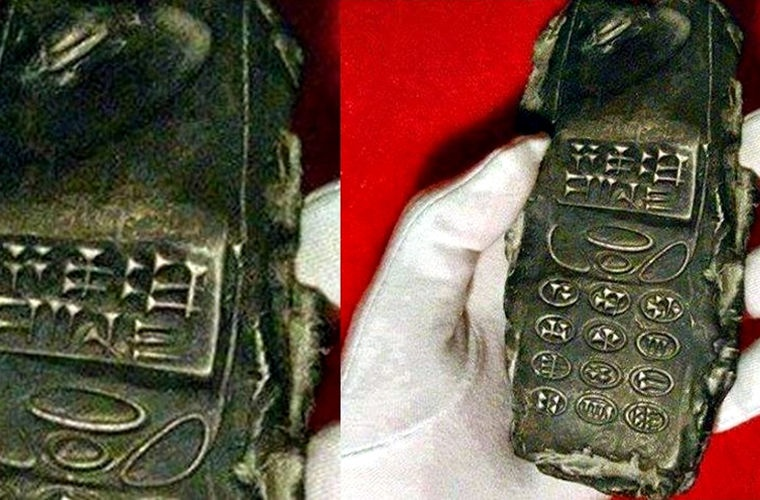 Вот, наконец, и разгадана тайна «вавилонского» мобильника!