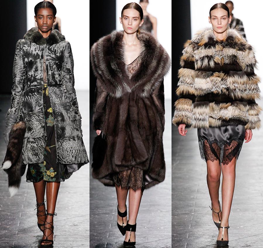 Какие шубы модно носить этой зимой