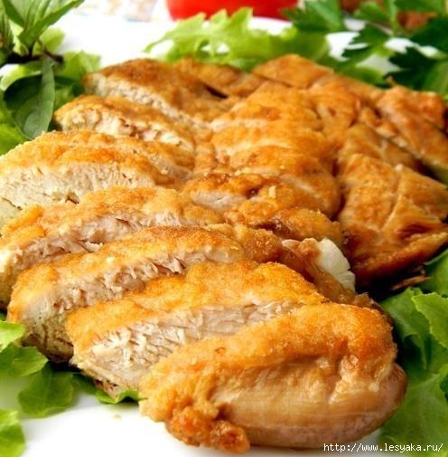2 замечательных рецепта из курицы: «Моментальное куриное филе» и крылышки «Царские»