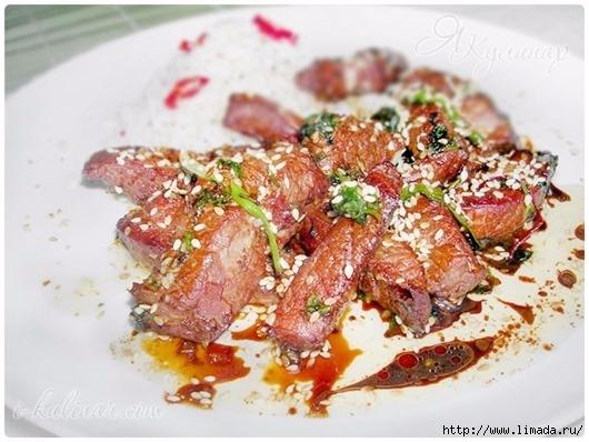 Экспресс-маринад для мяса