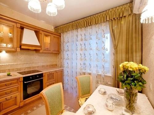 Ремонт кухни в панельном доме фото