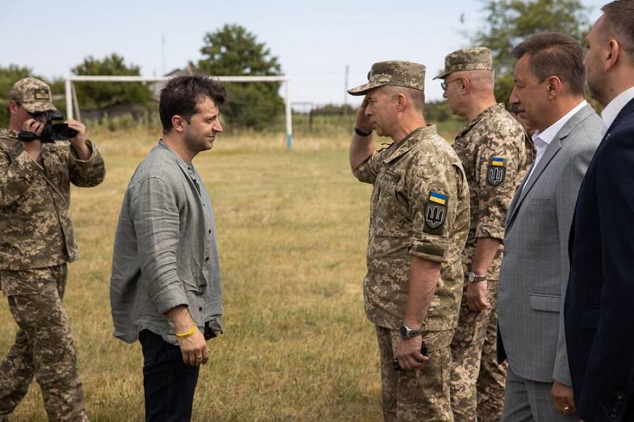 Рискнет ли Зеленский дать автономию Донбассу? И причем здесь «формула Штайнмайера»?