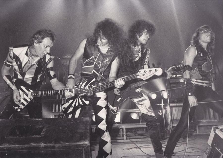 Самые популярные группы русского рока конца 80-х - начала 90-х. Часть 5