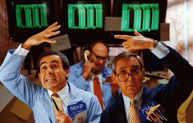 Рынок нефти: торговые перего…
