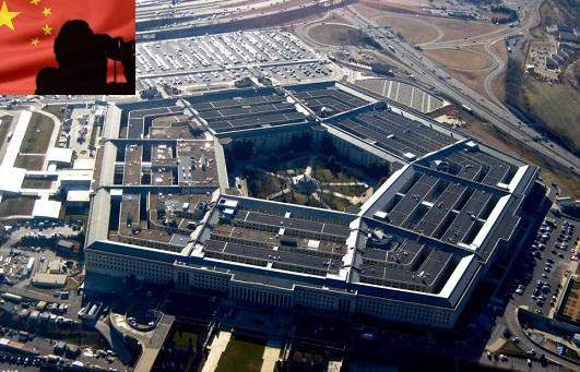 СМИ: китайская разведка выкрала уПентагона планы будущей войны сКНР