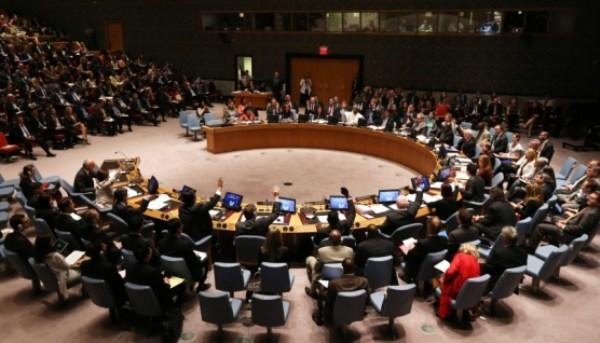 Россия наложит вето насанкции против Сирии вСовбезе ООН
