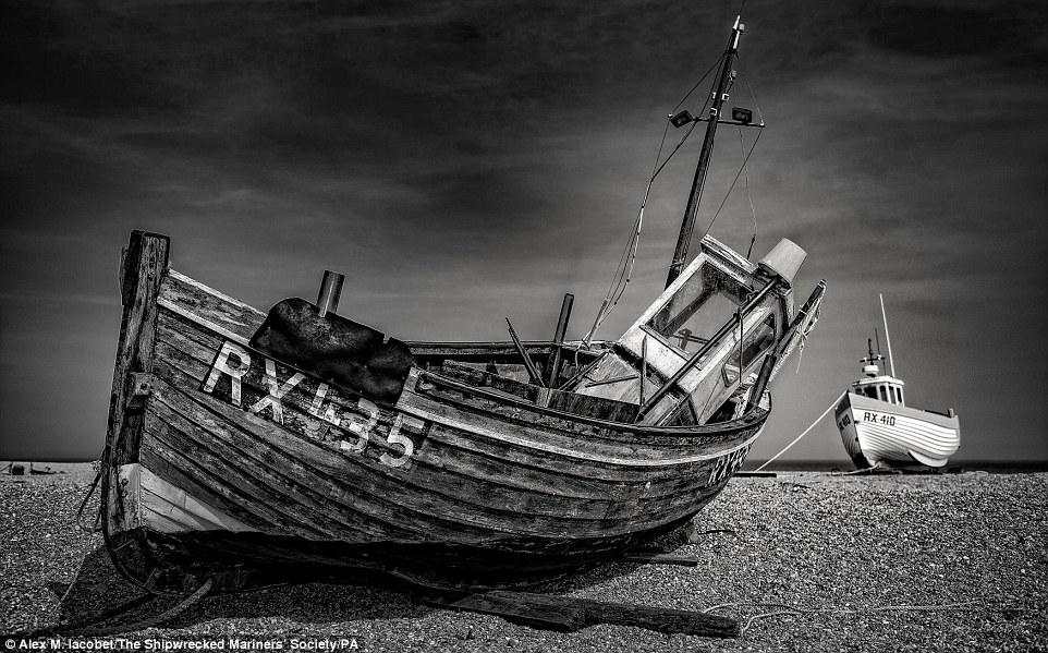 Лучшие работы конкурса фотографий, сделанных на побережьях Великобритании