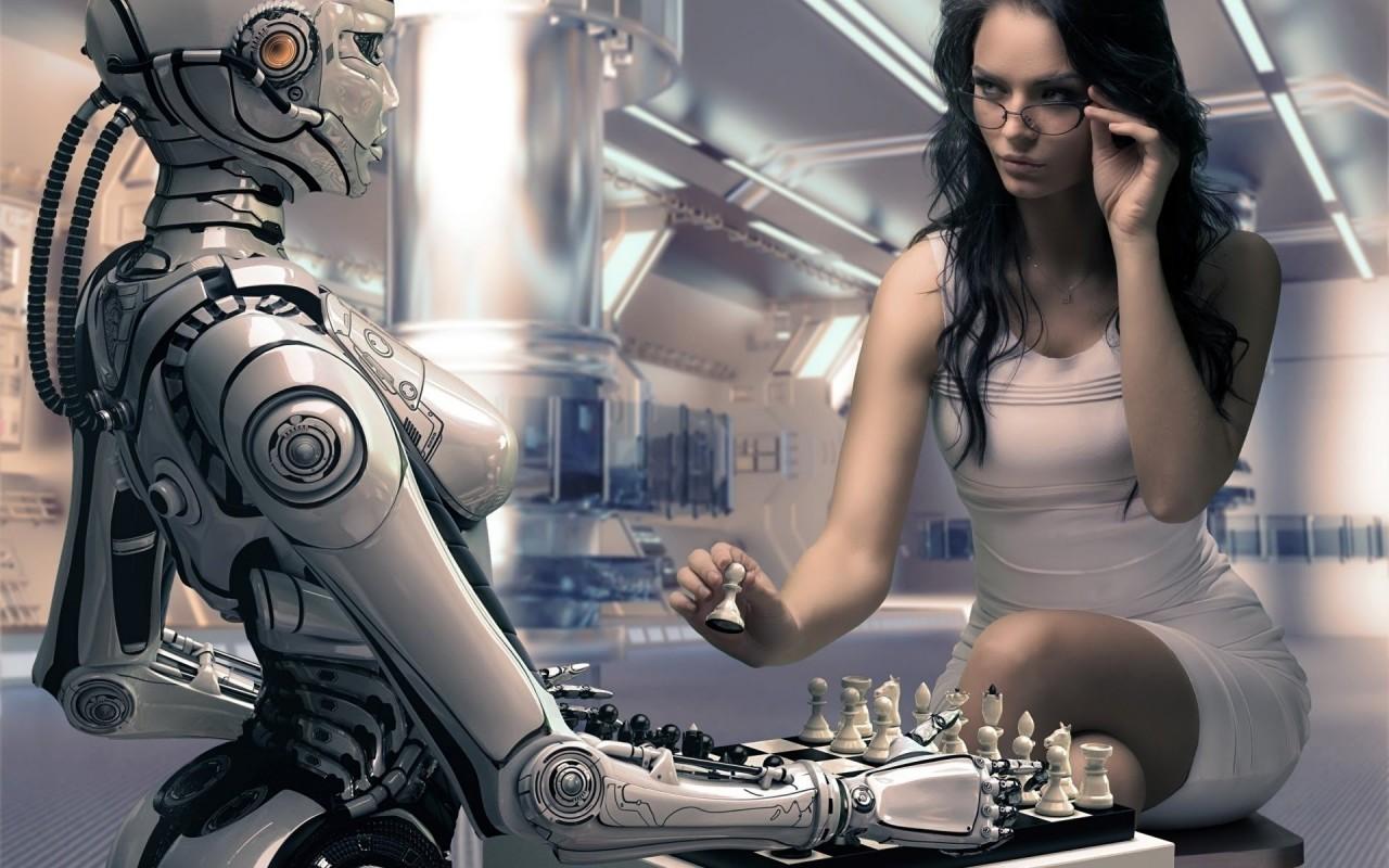 Роботы заменяют людей. Первы…