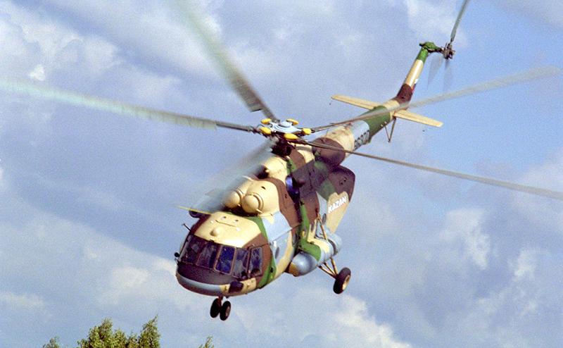 Пентагон меняет Ми-17 на изношенные «Чёрные ястребы»