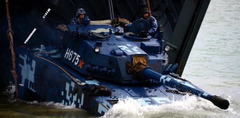 Китай откроет первую военную базу за границей