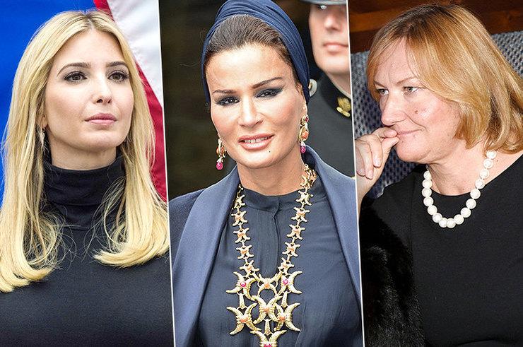Дорогие дамы: как выглядят самые богатые женщины мира