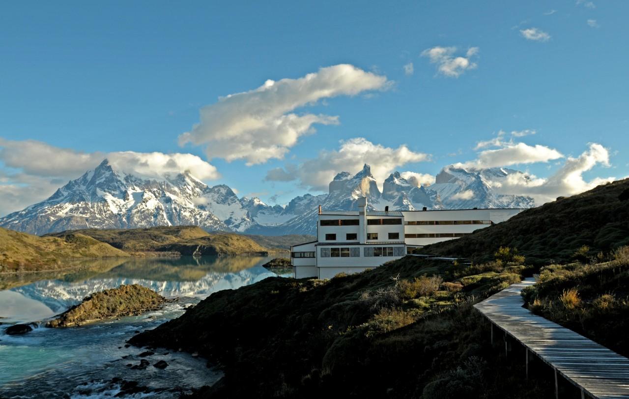 5 горных отелей для ценителей прекрасного