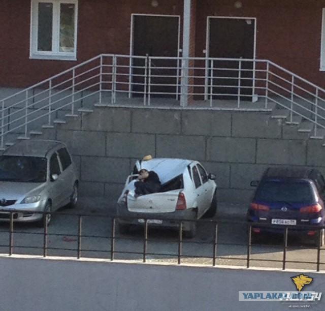Подросток решил поподтягиваться на балконе 23 этажа