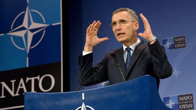 Генсек НАТО: Россия ещё може…