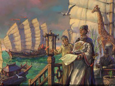 Загадки китайского адмирала. Опыт исторического расследования