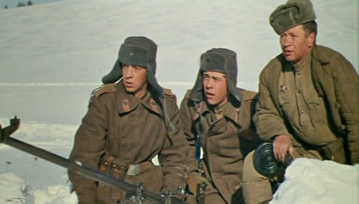«Аты-баты, шли солдаты...». История боя, лёгшего в основу фильма Великая Отечественная Война, СССР, история, советские фильмы
