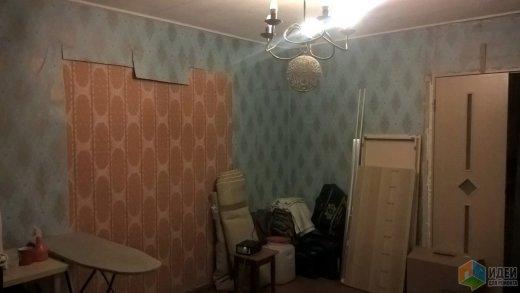 Комната ДО и ПОСЛЕ ремонта. Вот что получилось