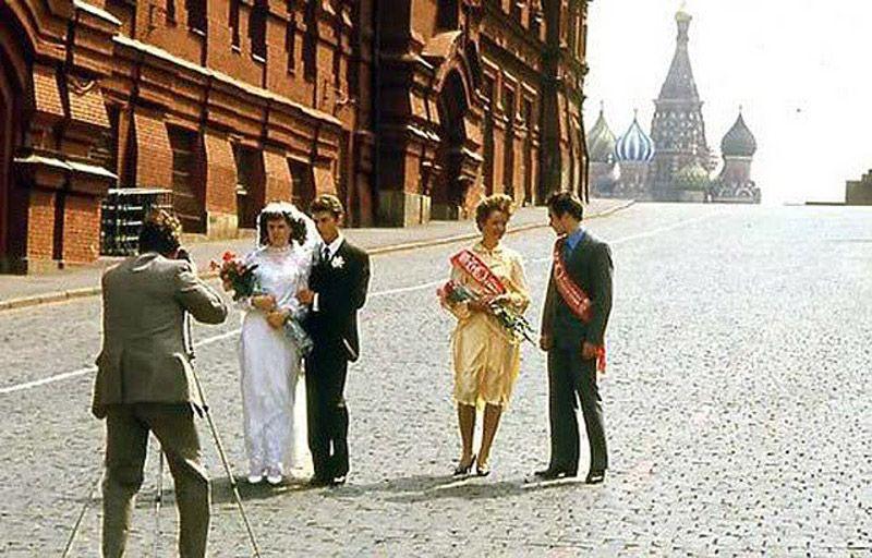 Marriage11 Любопытные факты о бракосочетаниях в СССР