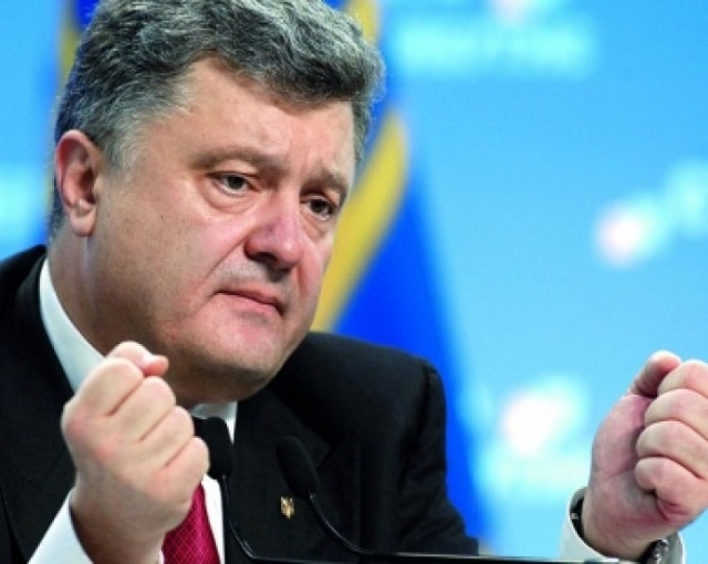 Больше слез и меньше газа: почему Порошенко отрекся от Донбасса