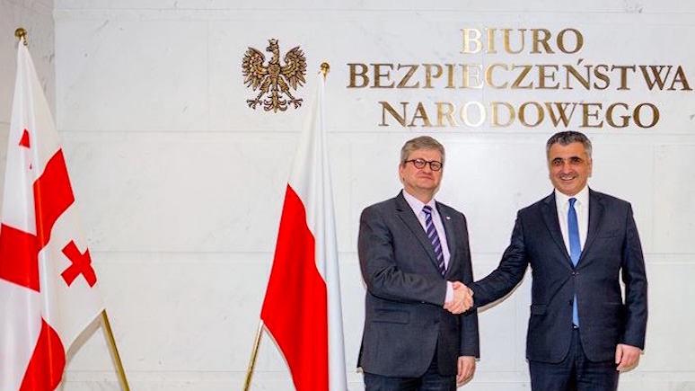 Грузинский политик призвал изгнать Россию из Грузии, из Крыма и с Восточной Украины.