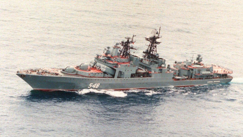 Отряд кораблей Тихоокеанского флота завершил визит на Филиппины