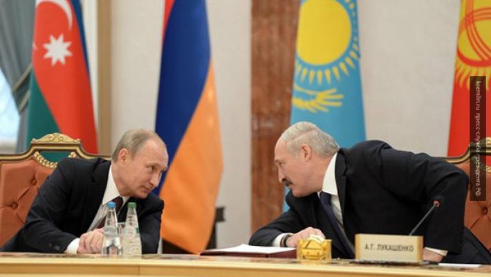 Совесть на продажу: ИноСМИ о лицемерии Лукашенко перед Путиным