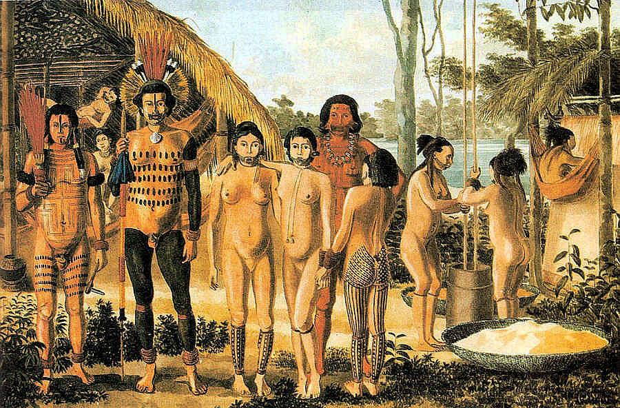 Обнаженная натура в изобразительном искусстве разных стран. Часть 150.