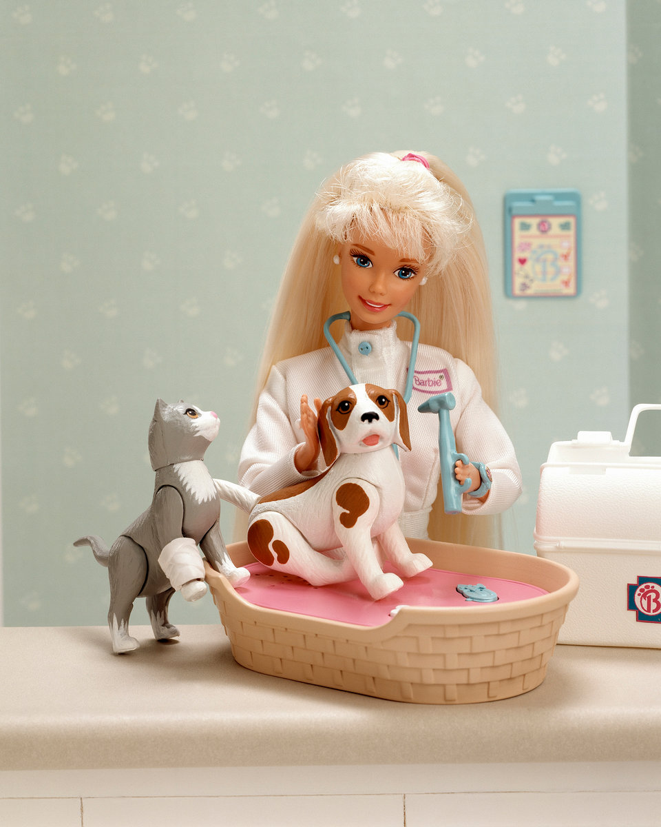 Любопытные факты о кукле Барби