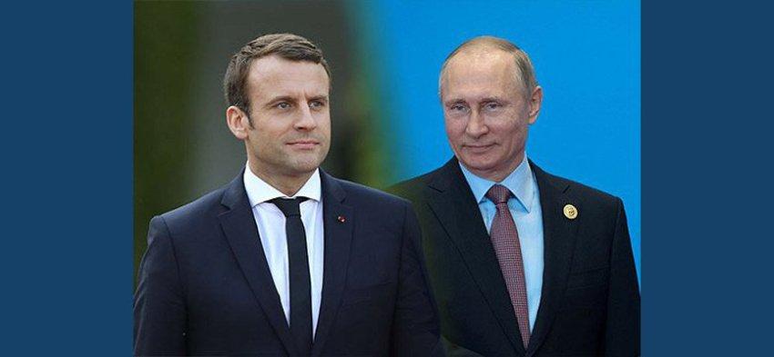 """Читатели """"Le Figaro"""" о Путине: наконец-то Великий Президент приедет во Францию"""