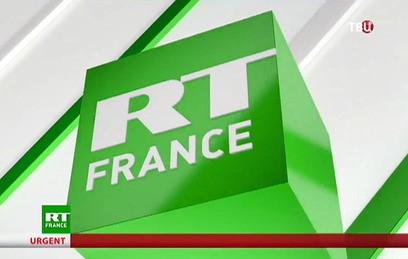 Во Франции начал вещание RT France
