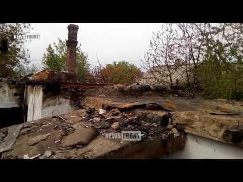 Укрокаратели продолжают уничтожать Донбасс