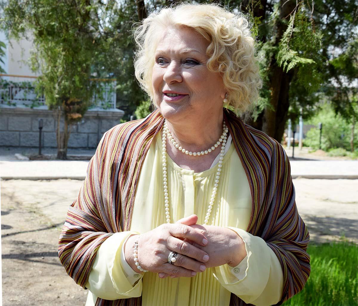 Галина Польских. Биография и личная жизнь актрисы. Фото