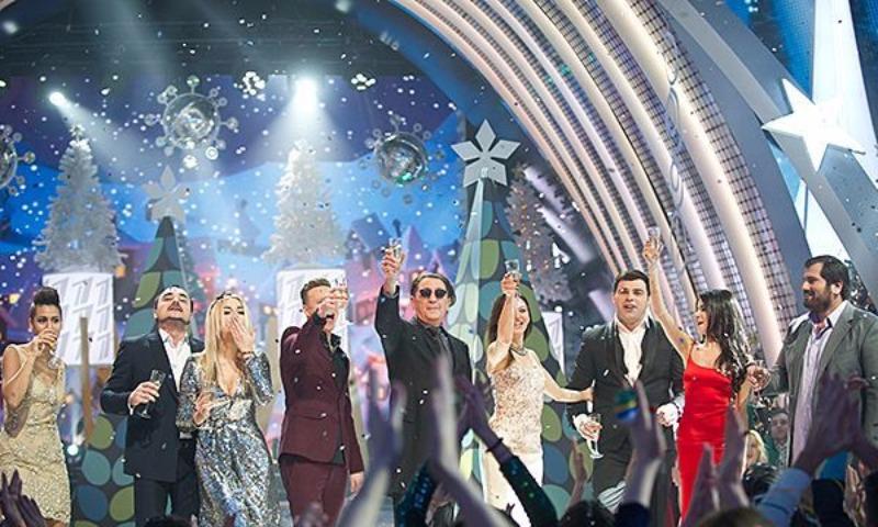 Стали известны звездные участники «Новогодней ночи на Первом»