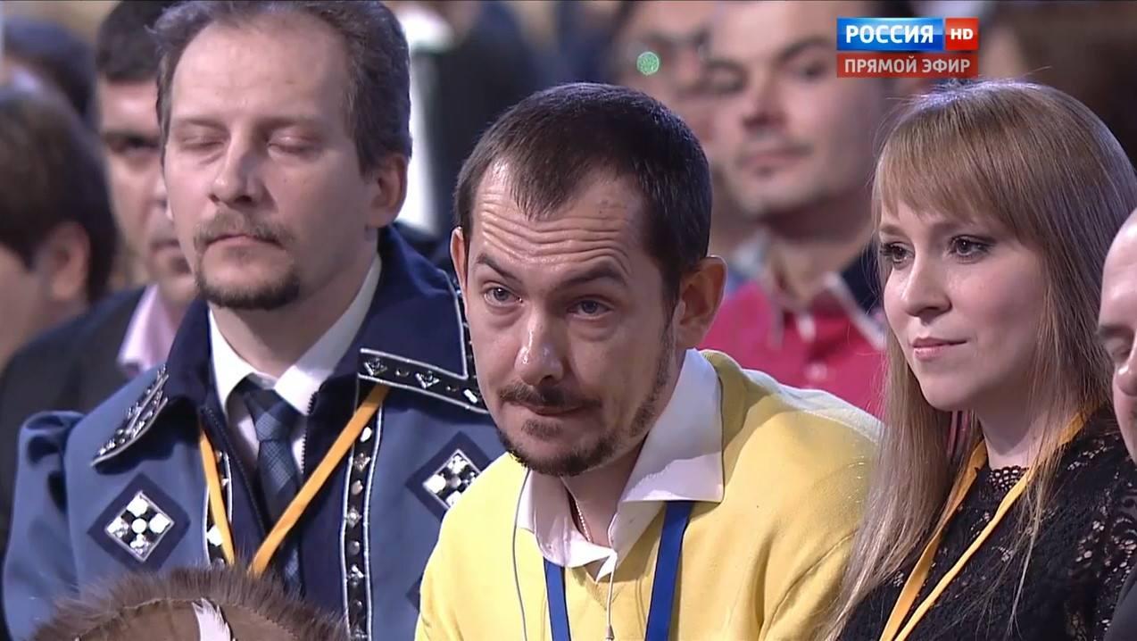 Роман «Укроп» Цимбалюк расписался в политической слепоте