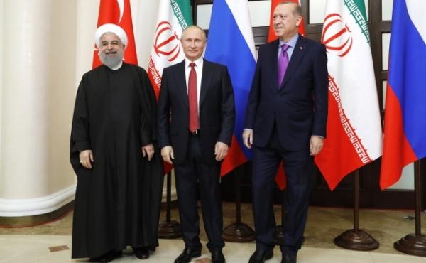 Ловушка победы вСирии: Россия вузле изшиитского исуннитского поясов