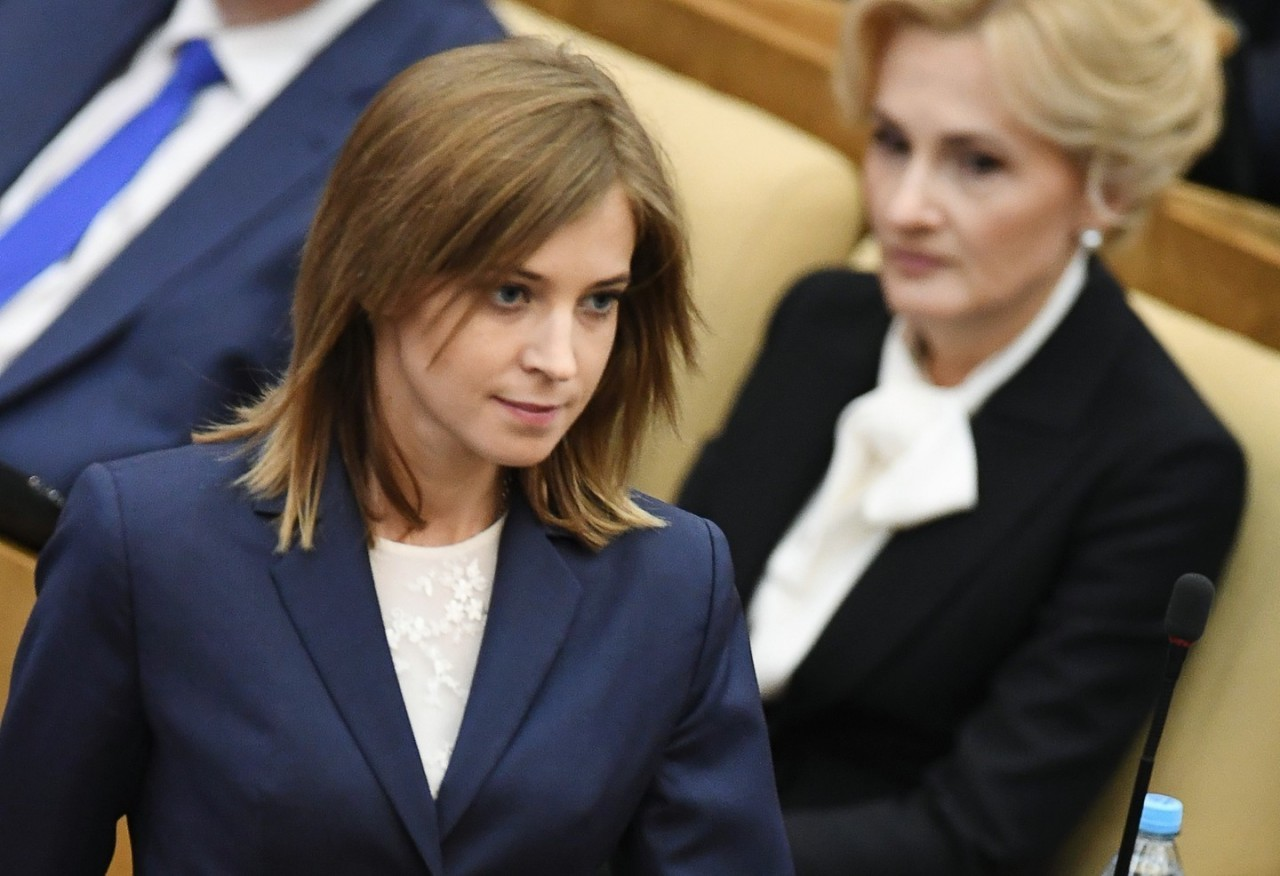 """Поклонская просит проверить фильм Алексея Учителя """"Матильда"""""""