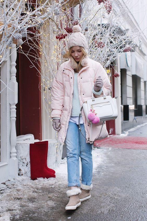 Романтичные образы в розовом цвете