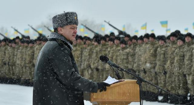 Украинская армия – нищие люди
