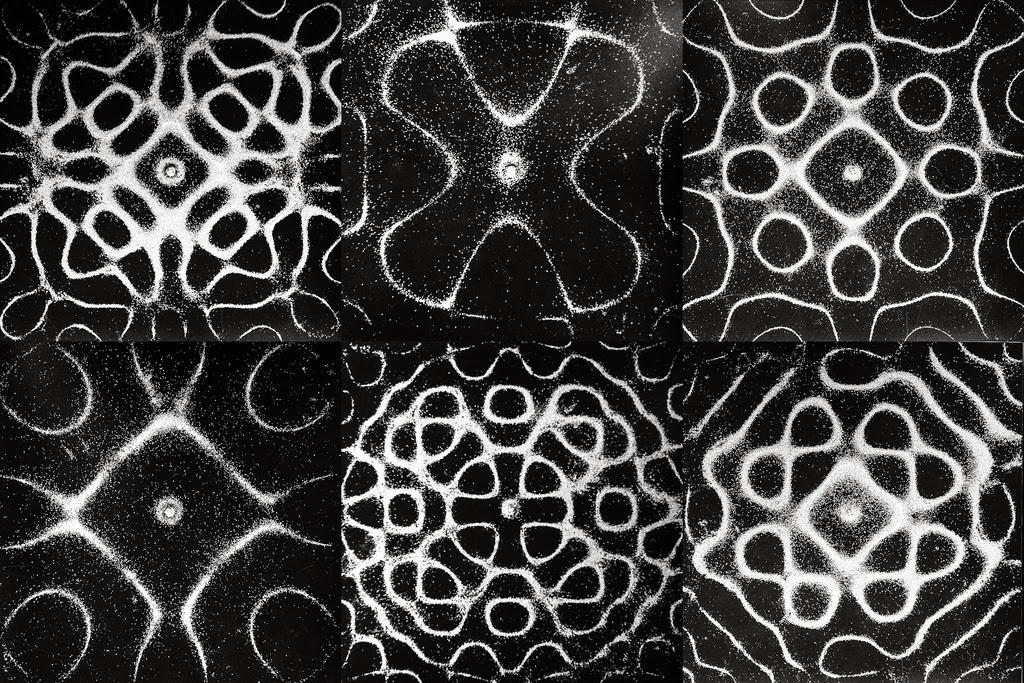 Фигуры Хладни и квантовый хаос