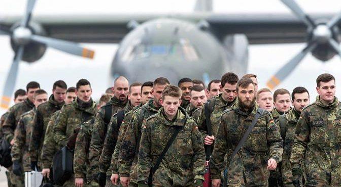 Разоруженные силы Германии