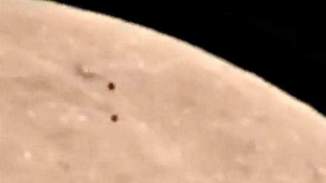 Житель Вьетнама поймал над Луной два НЛО
