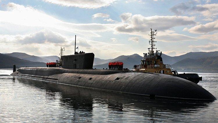 Бойцы невидимого флота: подводные лодки ВМФ России на боевом дежурстве