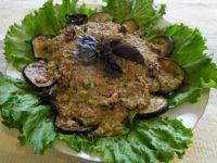 Сациви из баклажанов: фото-рецепт