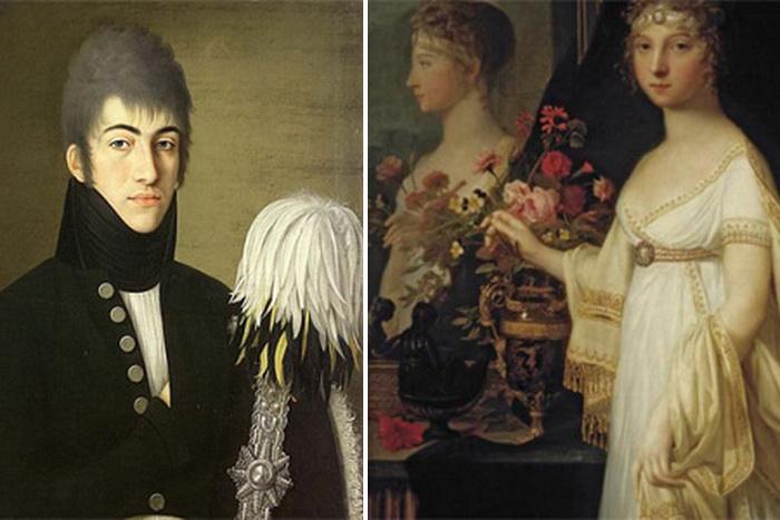 Цена незаконной любви самой желанной императрицы: Елизавета Алексеевна и кавалергард Охотников