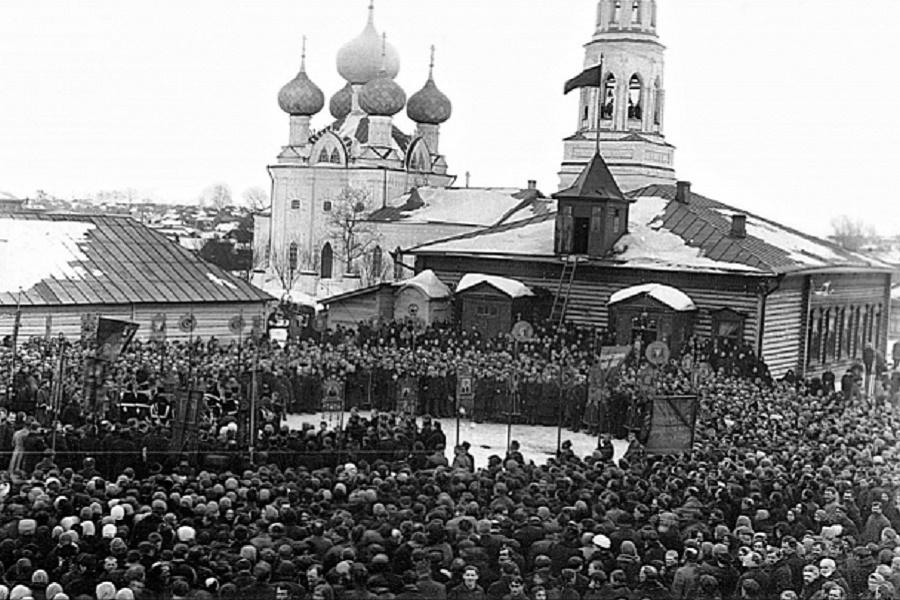 РПЦ 1917: возрождение монархизма в любой форме нежелательно