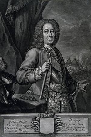 Ирландец на русской службе, или Фельдмаршал Петр Петрович Ласси
