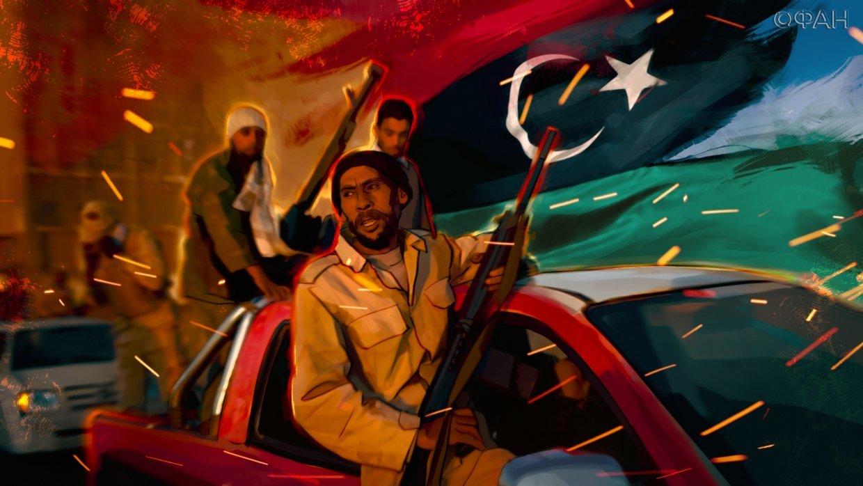 Террористы Ливии потеряют по…